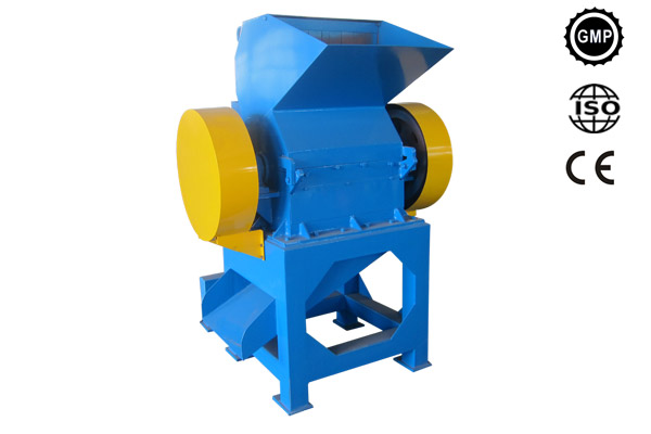 rubber coarse crusher